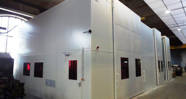 Réa-Industrie-Cabine-de-Meulage-Porte-L-SNCF