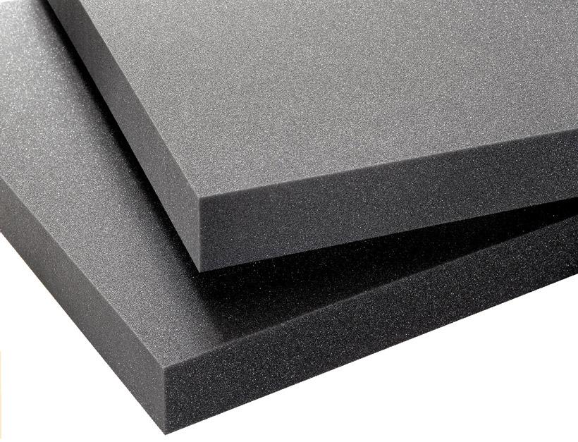 mousse et isolant acoustique pour application industrielle spectra. Black Bedroom Furniture Sets. Home Design Ideas