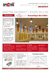 Spectra-lettre-information-etude-traitement-reverberation-salle
