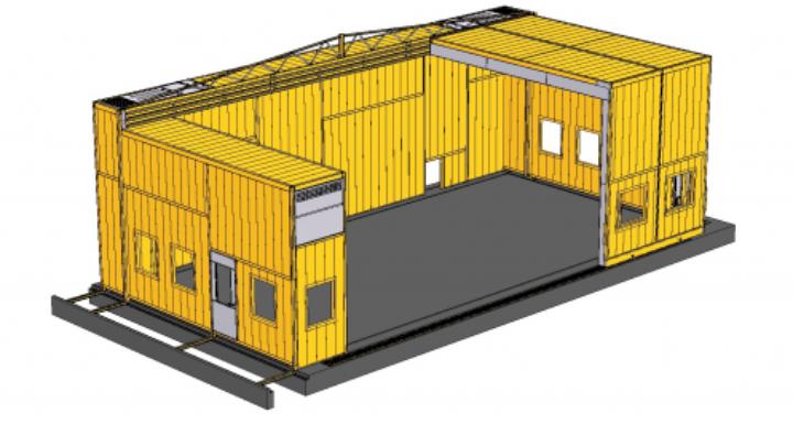 renault truck cabine acoustique banc essais