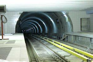 Spectra - Ligne 1 lors de la construction - Etude Acoustique