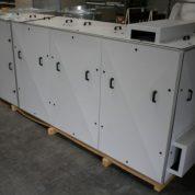 Capotage centrifugeuse step acoustique