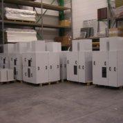 Capotage ventilateur acoustique