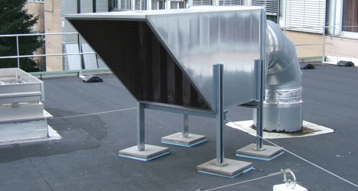 Silencieux-a-baffles-extraction-ventilation